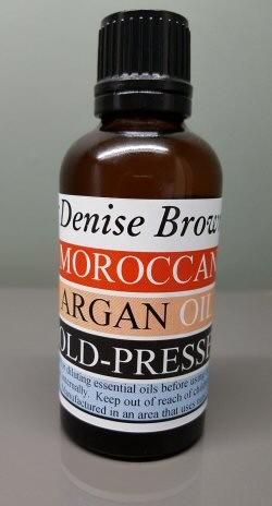 Organic Argan Oil (50ml)