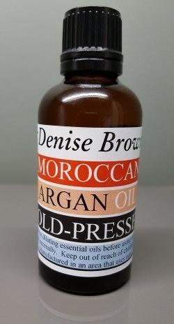 Organic Argan Oil (100ml)