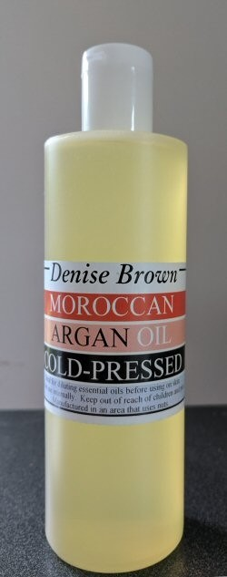 Organic Argan Oil (250ml)