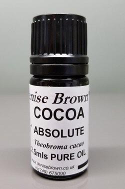 Cocao Absolute  (COCOA) (2.5mls) Essential Oil
