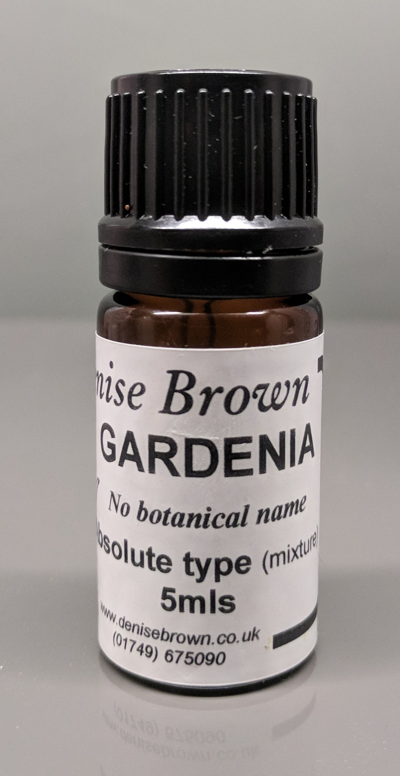 Gardenia Absolute Type  (5mls) Essential Oil