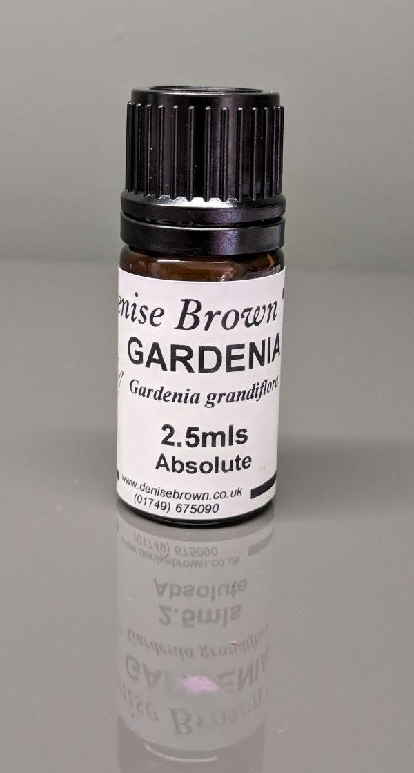 Gardenia Absolute (2.5mls) Essential Oil