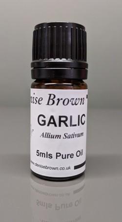 Garlic (5mls) Essential Oil
