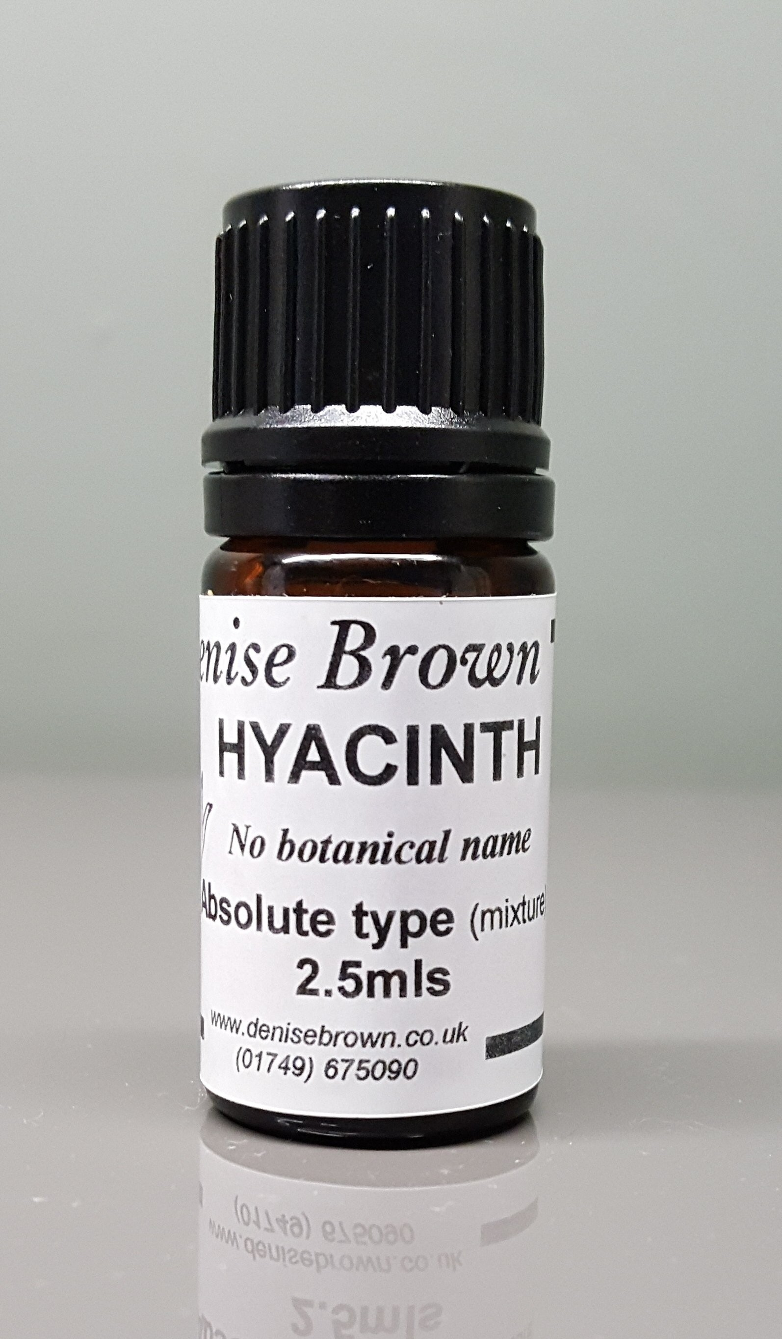 Hyacinth Absolute Type (2.5mls) Oil