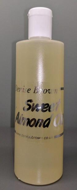 Sweet Almond Oil  (250mls)