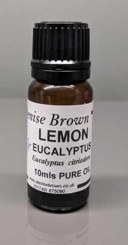 Lemon Eucalyptus (10mls) Essential Oil