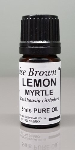 Lemon Myrtle (5mls) Essential Oil