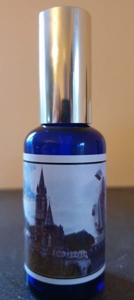 Lourdes Holy Water
