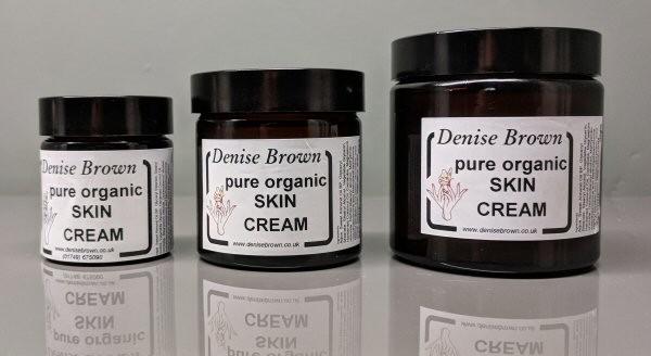 Organic Skin Cream