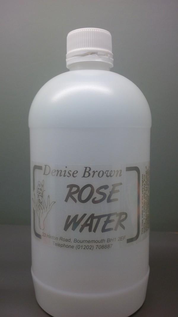 Rose water  (1000mls)