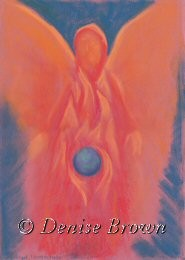 Archangel Sandalphon Essential Oils