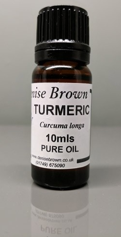Turmeric  (10mls) Essential Oil