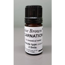 Carnation Absolute Type (2.5mls) Oil