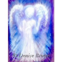 ARCHANGEL GABRIEL cards / prints