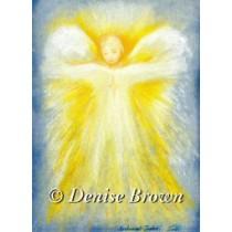ARCHANGEL JOPHIEL cards / prints