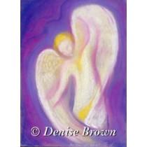 ARCHANGEL URIEL cards / prints