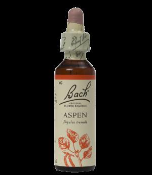 Aspen 20ml Original Bach Flower Remedy