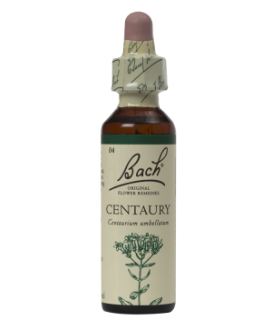 Centaury 20ml Original Bach Flower Remedy