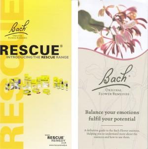 Bach Flower Leaflets