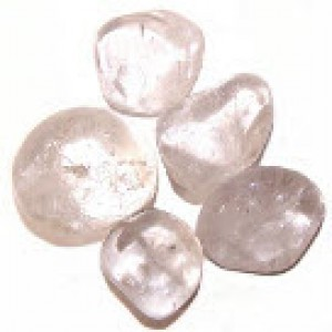 Clear Quartz 20mm-30mm Tumblestone