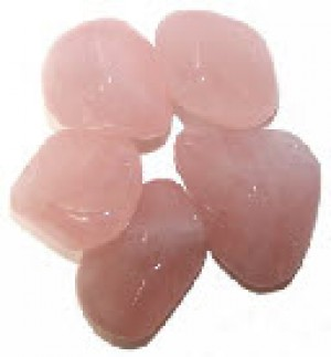 Rose Quartz  20mm-30mm Tumblestone