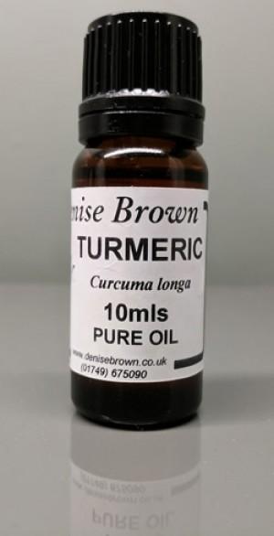Turmeric  (10mls) Essential Oil