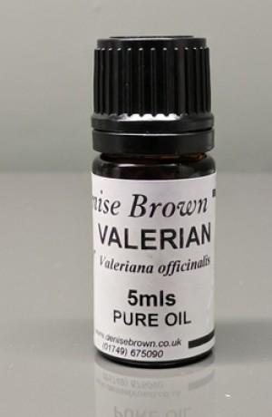 Valerian Root (5mls) Essential Oil